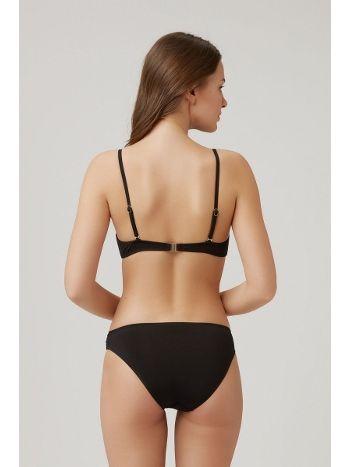 Kom Victorian Bikini Siyah