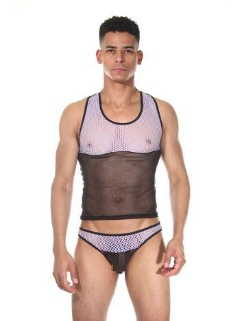 La Blinque Erkek Atlet Çamaşır Takım 15424