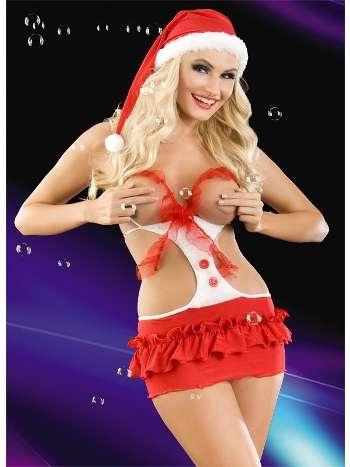 La Blinque Fantazi Noel Kostüm 2050
