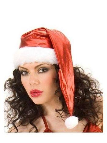 La Blinque Noel Şapka Lame Kumaş