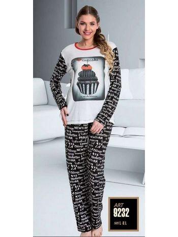 Lady 9232 Kadın Pijama