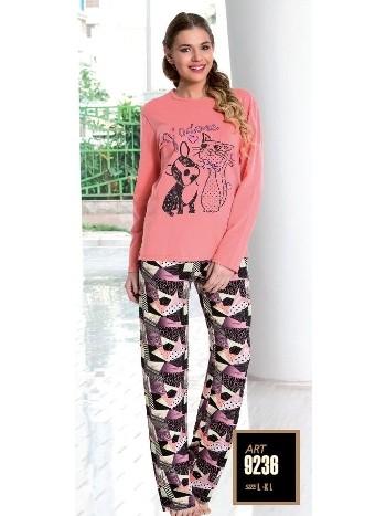 Lady 9236 Kadın Pijama