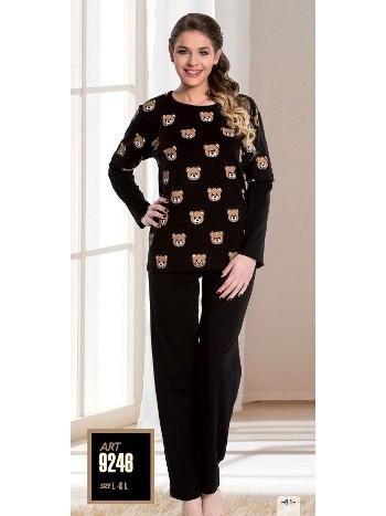 Lady 9246 Kadın Pijama