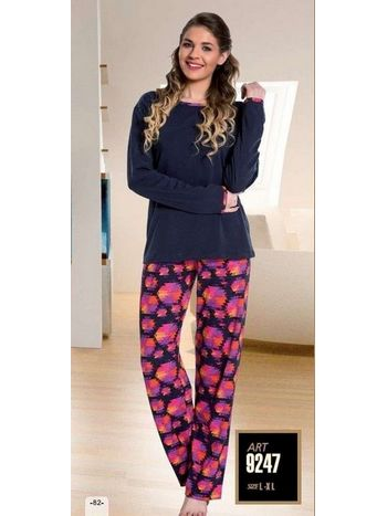 Lady 9247 Kadın Pijama