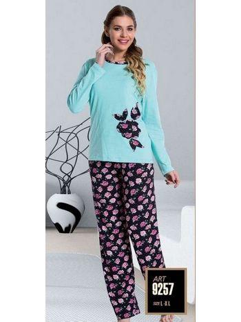 Lady 9257 Bayan Pijama