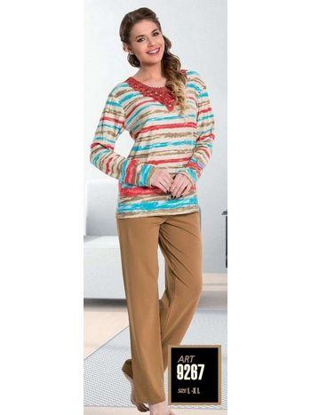 Lady 9267 Bayan Pijama