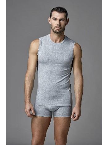 Likralı Kolsuz O Yaka T-Shirt Dagi D5090