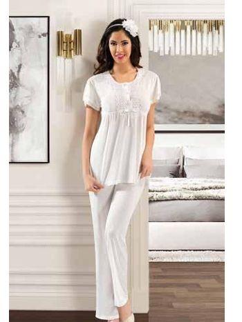 Lohusa 3 lü Pijama Takım XSES 2460
