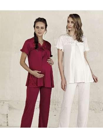 Lohusa Pijama Takım Artış 3302
