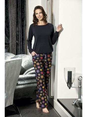 Maranda Desenli Pijama Takımı 6340