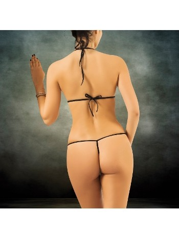 Maranda 5145 Dantelli Erotik Mayokini
