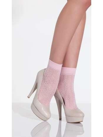 Daymod Marry Desenli Soket Çorap