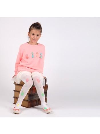 Daymod Matruşka Çocuk Külotlu Çorap