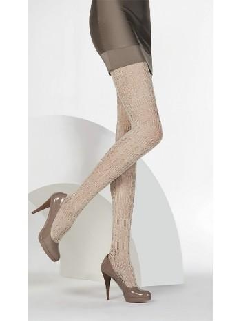 Daymod Melissa Desenli Külotlu Çorap