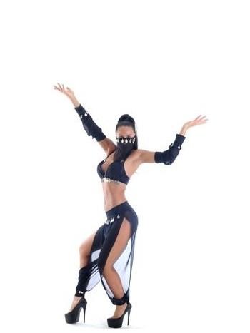 Merry See Dansöz Kostümü Elbisesi
