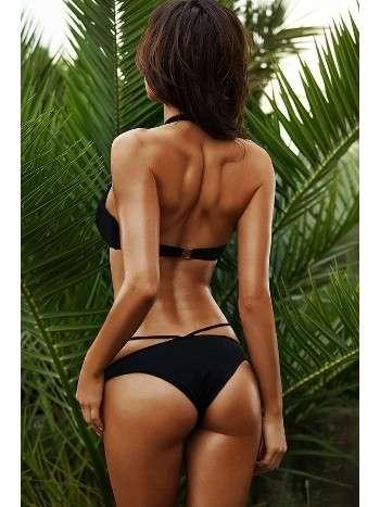 Merry See Siyah Süper Tasarım Bikini