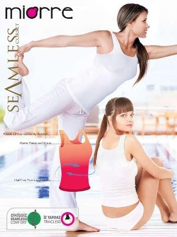 Miorre Atlet Seamless Bayan