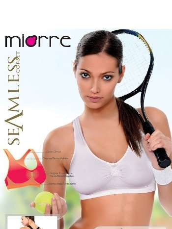Miorre Büstiyer Seamless Bayan Yüzücü - 237-001700
