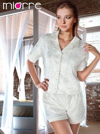 Miorre Şortlu Dantel Pijama Takımı