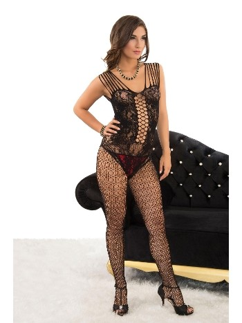 Missvera Erotik Vücut Çorabı 6743