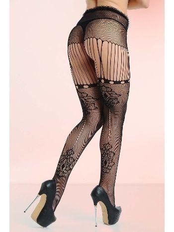Mite Love Seksi File Külotlu Çorap Fantazi iç Giyim