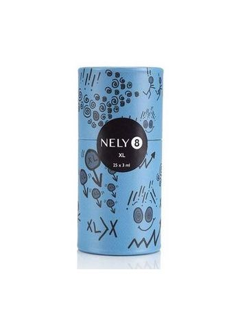Nely8 XL 25x3ml. Şase Krem