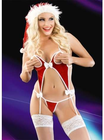 La Blinque Noel Anne Fantezi Kostüm 2054
