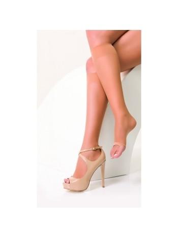 Daymod Parmaksız 7 Bayan Dizaltı Çorap D1211011