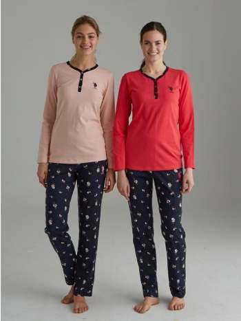 Patlı Pijama Takımı Mod Collection 3082