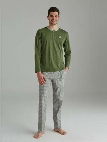 Patlı Pijama Takımı Mod Collection 3084