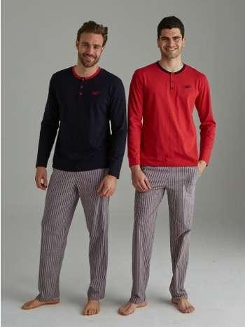 Patlı Pijama Takımı Mod Collection 3086