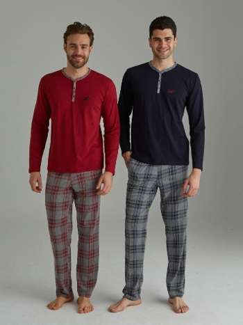 Patlı Pijama Takımı Mod Collection 3087
