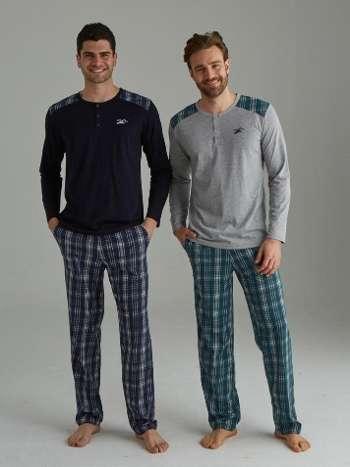 Patlı Pijama Takımı Mod Collection 3088