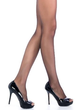 Penti Fit 15 Burunsuz Külotlu Çorap 500 Siyah - (3'lü Paket)