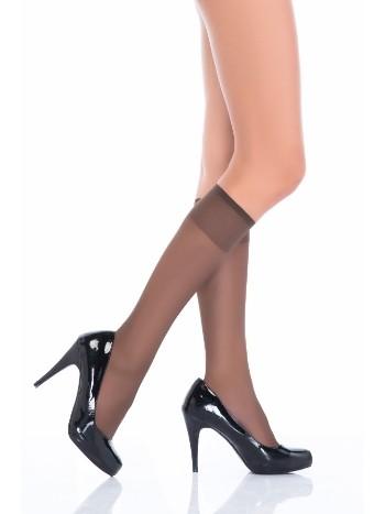 Penti Fit 15 Pantolon Çorabı 44 Kestane (3'lü Paket)
