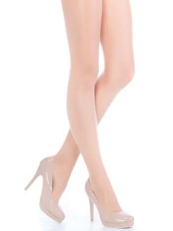 Penti Karın Toparlayan Ve Bacak İncelten Korseli Külotlu Çorap 51 Sahra - (3'lü Paket)