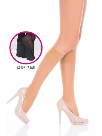 Penti Konfor Pantolon Çorabı 57 Ten (3'lü Paket)