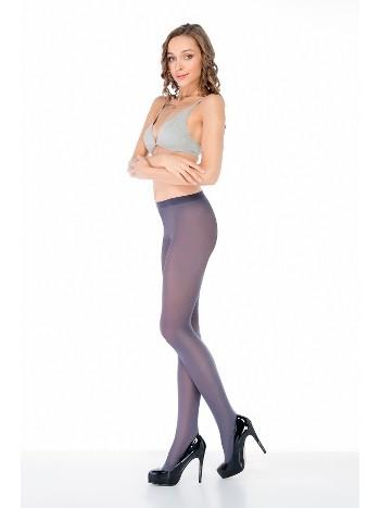 Penti Koton Külotlu Çorap 65 Grafit - (3'lü Paket)