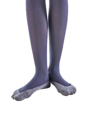 Penti Mikro 40 Koton Taban Külotlu Çorap 136 Acık Lacivert - (3'lü Paket)