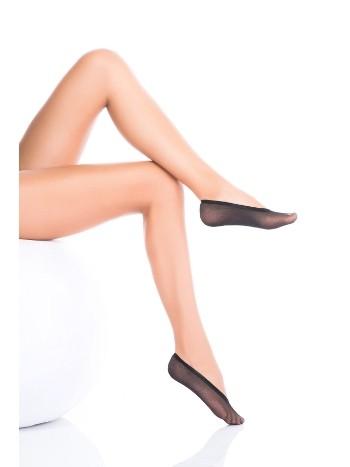 Penti Naylon Babet Çorabı 500 Siyah (3'lü Paket)