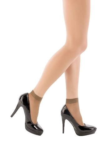 Penti Premier 20 Soket Çorap 86 Vizon (3'lü Paket)