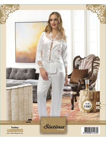 Penye Pijama Sistina 1582