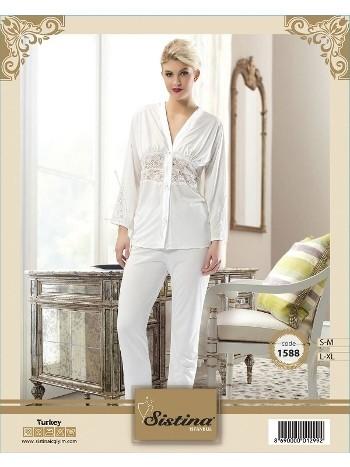 Penye Pijama Sistina 1588