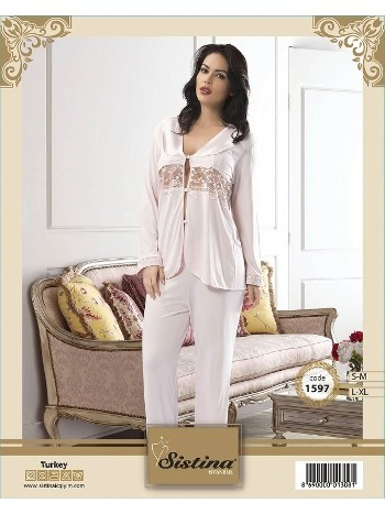 Penye Pijama Sistina 1597
