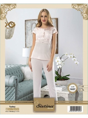 Penye Pijama Sistina 1607