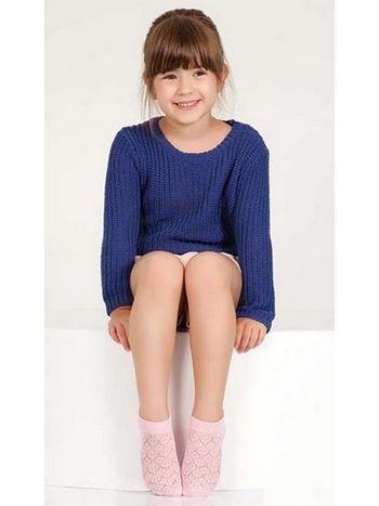 Daymod Petunya Çocuk Soket Çorap D2523002