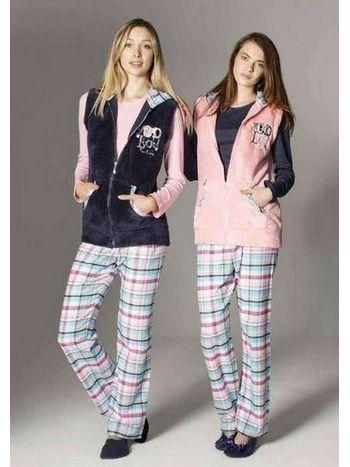 Pierre Cardin 3 Lü Pijama Takım 3046