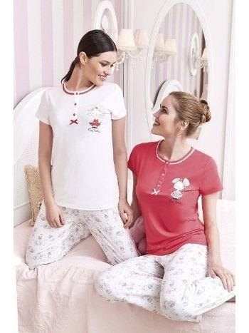 Pierre Cardin Büyük Beden Bayan Pijama Takım PC7003