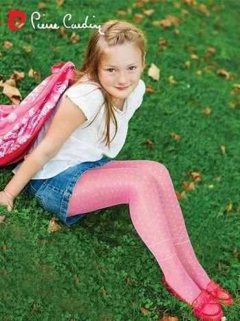 Pierre Cardin Cindy Floş Külotlu Çocuk Çorabı