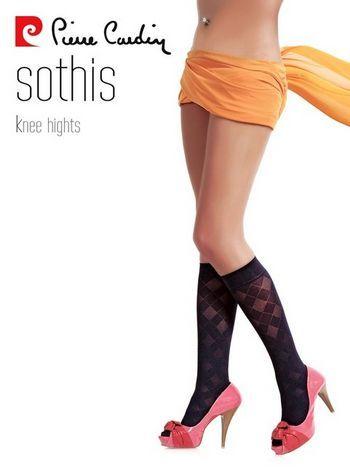 Pierre Cardin Desenli Dizaltı Çorap Sothis